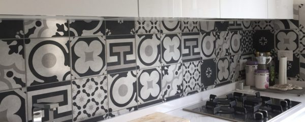 Ceramica Fioranese Cementine Black&White Керамическая Плитка Керамогранит